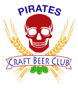 Pirates Craft beer Logo banner