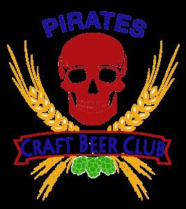 Pirates Craft beer Logo banner